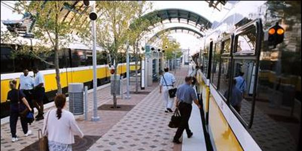 Seven higher volume bus routes and light rail service will offer 20-minute frequency weekdays...