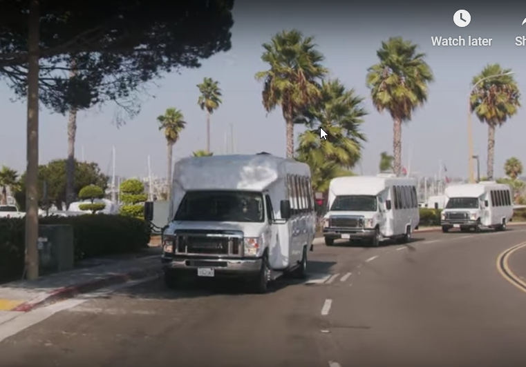ACE Parking Adds 18 Endera All-Electric Shuttles