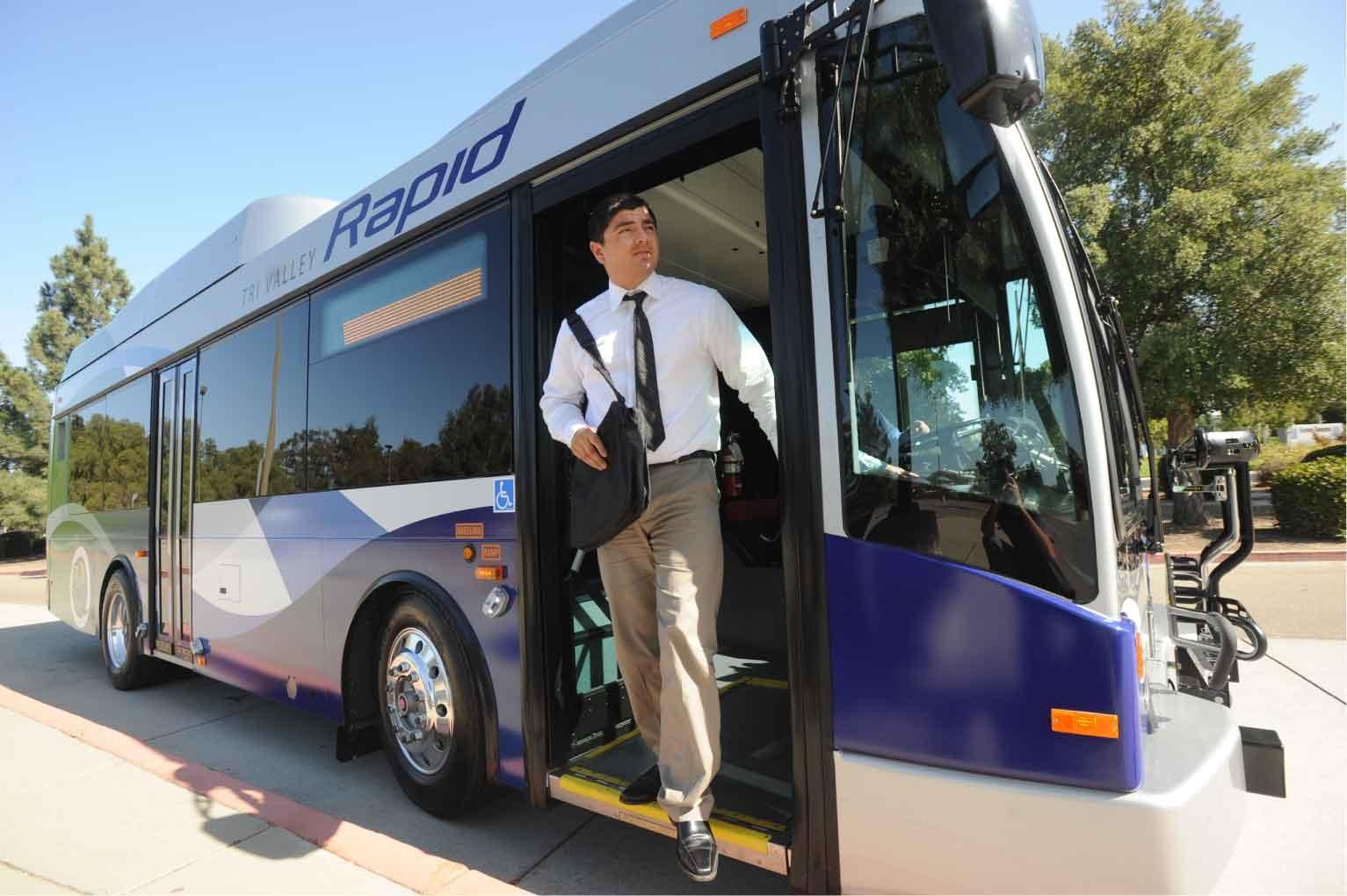Calif.'s LAVTA Named 'Outstanding Public Transportation System'