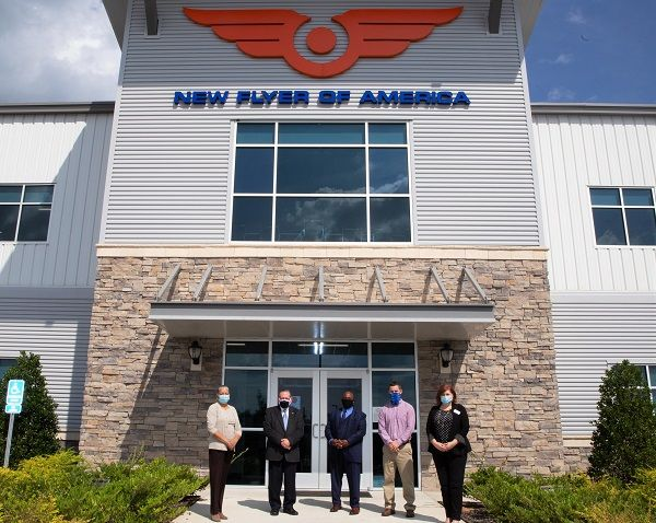 As a result of the Anniston Workforce Development Program, New Flyer has strengthened its local community outreach and recruitment capacity, committing to the hiring of underserved or underrepresented individuals. - New Flyer