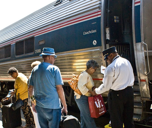 Amtrak to Add Vehicle, Track Monitoring System