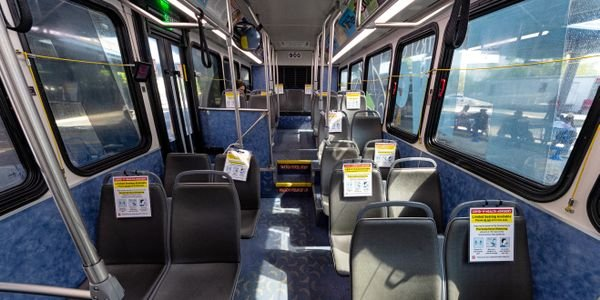 The Public Transportation COVID-19 Research Demonstration Program will fund projects that...