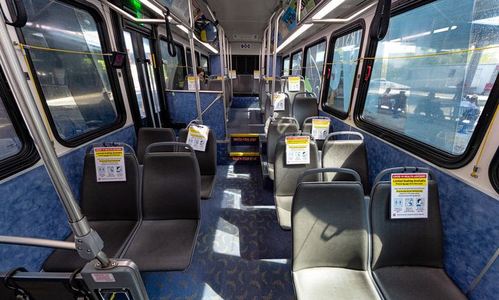 The Public Transportation COVID-19 Research Demonstration Program will fund projects that demonstrate innovative solutions, such as cleaning and disinfecting protocols for transit vehicles, facilities, and equipment. - JTA