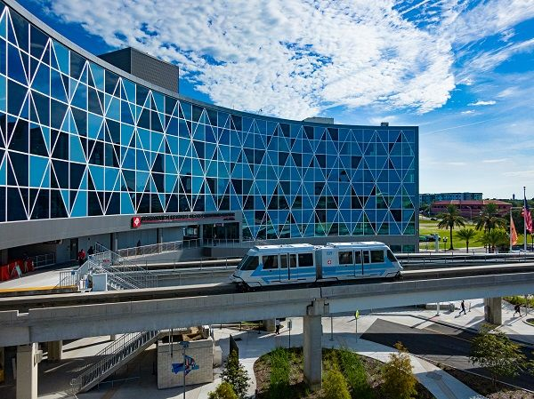 Located inside the Jacksonville Regional Transportation Center (JRTC) at LaVilla, the Open Innovation Centerwill feature innovation and technology training for entrepreneurs and employees. - JTA