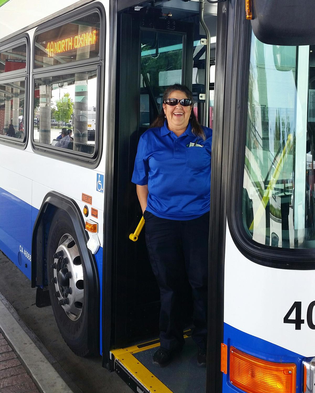Gold Coast Transit Bus Operator Reaches 40-Year Milestone