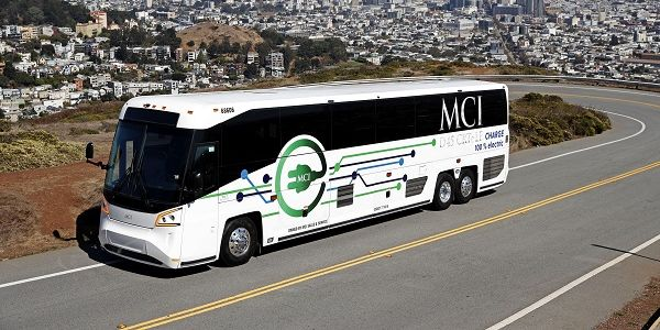 The D45 CRTe LE is one of three MCI models that have been approved for California's Hybrid and...