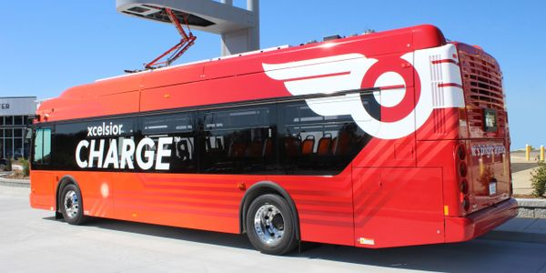 Knoxville Area Transit to Add New Flyer Electric Buses