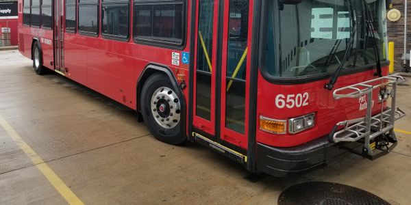 The 54 40-foot GILLIG buses are equipped with new amenities.