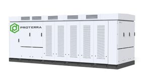 Proterra EV Charging Solutions Enable Full Fleet Electrification for Commercial Vehicles