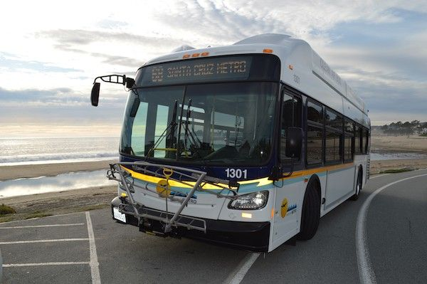 The new mobile ticketing solution will make riding public transit easier and more convenient in Santa Cruz County and on the Highway 17 Express. - Santa Cruz METRO