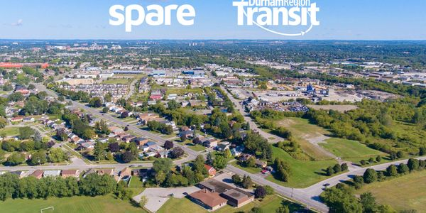 Canada's DRT Teams with Spare for Microtransit Program