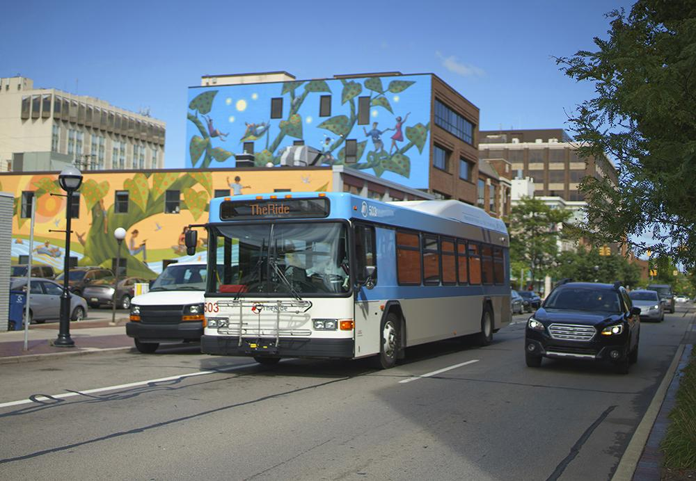 Mich.'s TheRide Joins EZfare Mobile Ticketing Program
