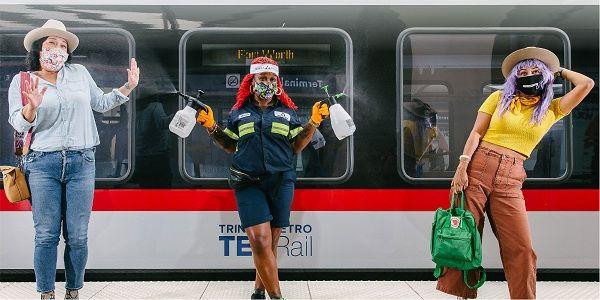 Trinity Metro Creates Safety Campaign to Boost Ridership