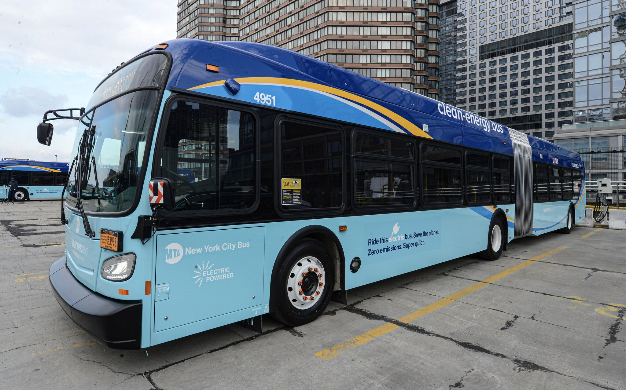 Plan to Modernize Transit on East Coast May Yield $11.1B in Health Benefits
