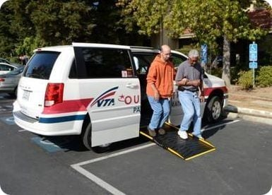 The CCAM was charged with improving coordination across federally-funded transportation services with the goal of increasing access and efficiency of transportation for these targeted populations. - VTA