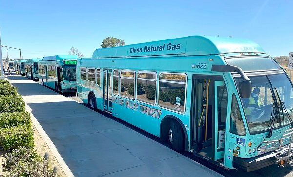 Keolis will operate and maintain VVTA's fleet of 114 buses and two vans which will carry over three million passengers per year. - VVTA
