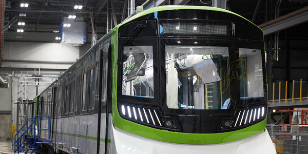 Alstom is supplying REM with not only 212 Metropolis cars, or 106 trains, but also Alstom's...