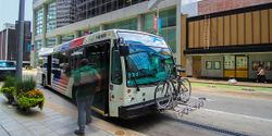 LAN is providing architecture/engineering services for Houston METRO's Zone 5 and is optimizing the bus routes forall six of the agency's transit zones.