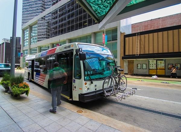 LAN is providing architecture/engineering services for Houston METRO's Zone 5 and is optimizing the bus routes forall six of the agency's transit zones. - Houston METRO