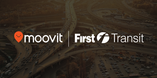 First Transit, Moovit Partner for Mobility as a Service Solutions