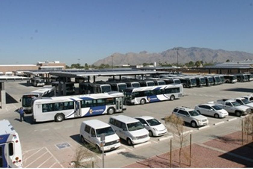 Sun Tran Adds 15 More CNG GILLIGs