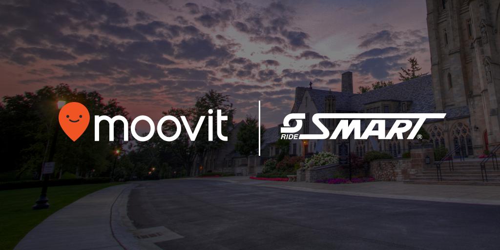 Detroit's SMART Bus, Moovit Team for On-Demand Transit Service