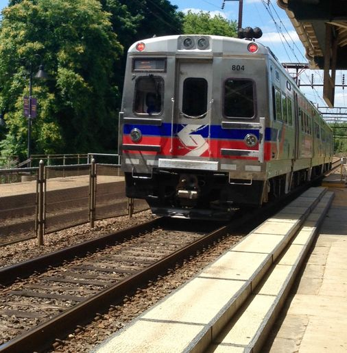 Beginning in July, SEPTA employees volunteered to serve as Social Distancing Coaches engaging customers on travel safety and distributing masks. - SEPTA
