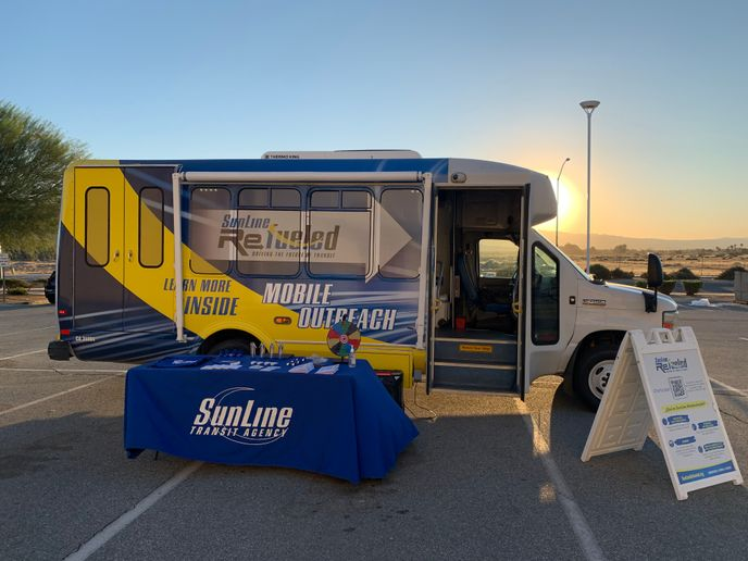 SunLine Refueled is an intentional move to better serve existing riders, extend market share, and directly respond to rider survey results. - SunLine
