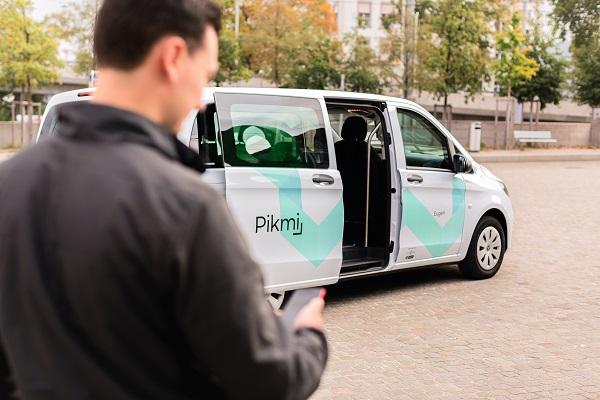 ViaVan, VBZ Launch On-Demand Ride Service in Zurich