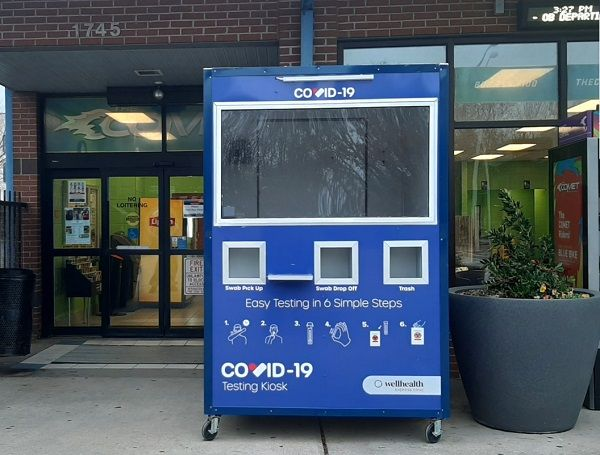 SC DHEC has set up a testing kiosk at COMET Central, the transit hub located on the corner of Sumter and Laurel streets. Testing is scheduled four days per week, Wednesday through Saturday. - The COMET