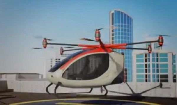 The urban air mobility partnershipwill help Los Angeles map out challenges identified by local, diverse stakeholders surrounding public airspace and property rights — and implement solutions to these issues. - Screenshot taken from Urban Movement Labs video