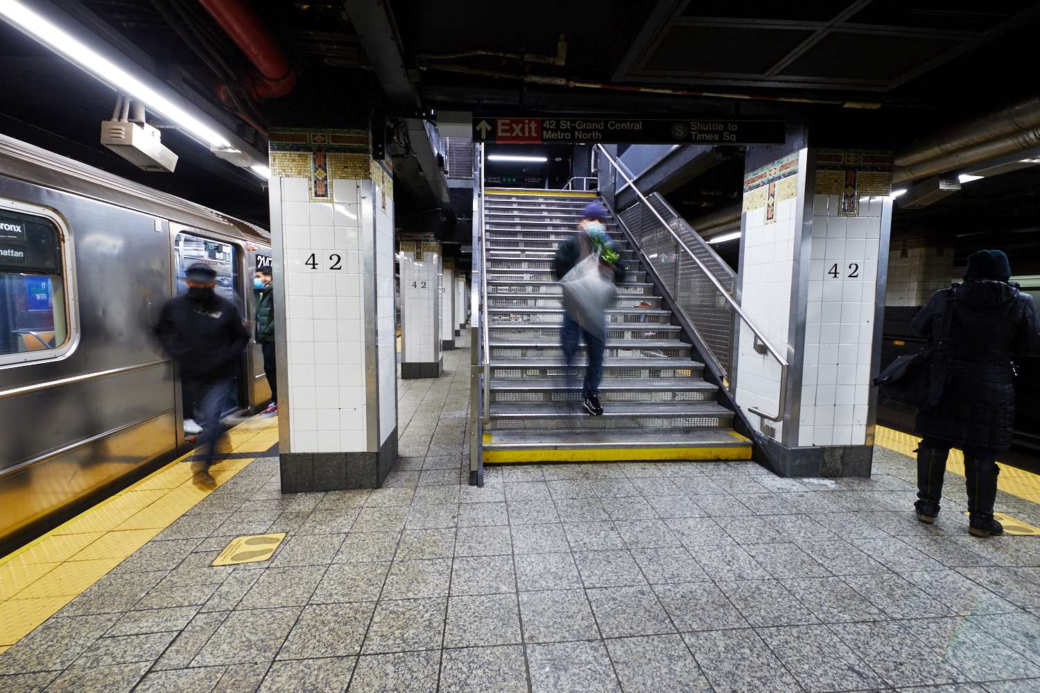 Stantec-Designed NYC Transit Improvements Open for Public Use