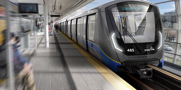 The $722.6 million contract includes 205 SkyTrain cars, which are set to be delivered by the end...