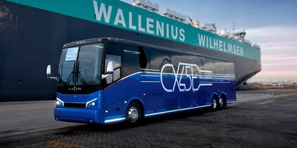 Proterra was selected by Van Hool to supply the E2 battery technology.