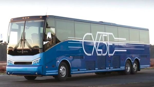 The Specialty Vehicles and Technologies division is primed to support recovery, sustainability, and future growth of the motorcoach and related industries, focusing on EV adoption and advancing fleet performance. - Screenshot via ABC Companies