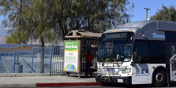 The plan for SunLine Refueled includes four pillars: a Consolidated Fixed Route Network,...