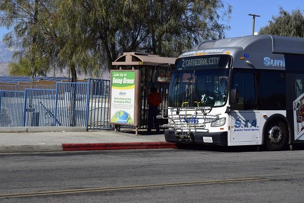 The plan for SunLine Refueled includes four pillars: a Consolidated Fixed Route Network, microtransit known as SunRide, the 10 Commuter Link, and the Route 1X the first east-to-west express line. - SunLine Transit Agency
