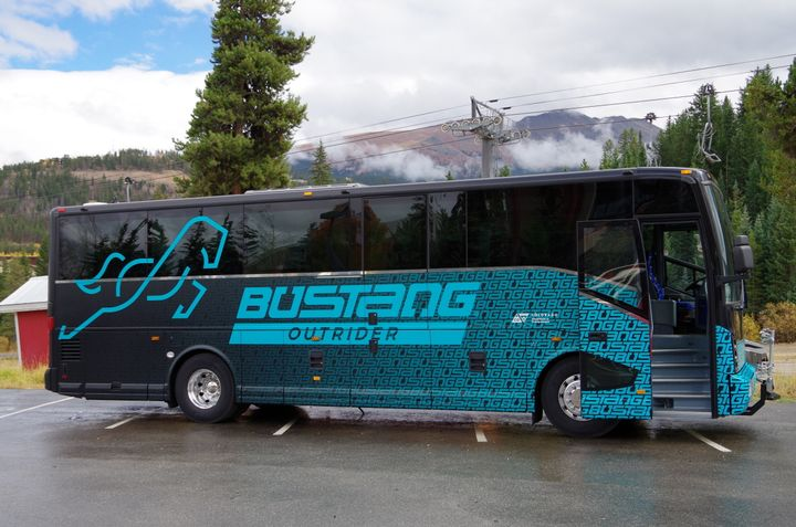 Masabi also created a mobile ticketing app for Bustang, marking a new milestone in their partnership. - Bustang