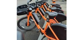 First Transit, Lyft Partner for Bike-Share Program in Portland