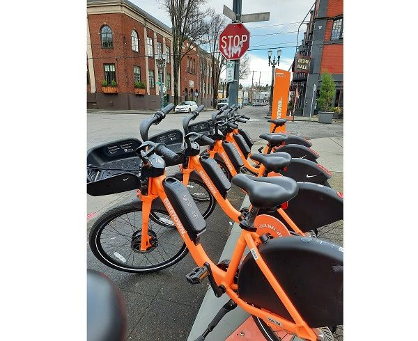 The partnership allows First Transit to perform field operations for BIKETOWN, Portland's 1,500 bike-share system. - First Transit