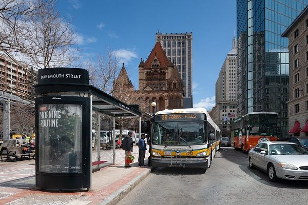 Finalized in October 2020, thecontracts with BP Energy Company and Direct Energy LLC make the MBTA the largest transit agency in the U.S. to be 100% renewable. - MBTA
