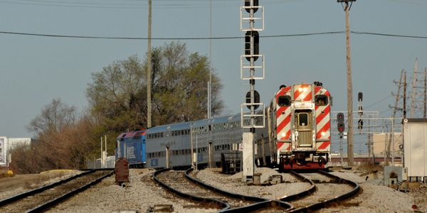 About 40% of Metra's current fleet of 840 cars are rated in marginal or poor condition, although...