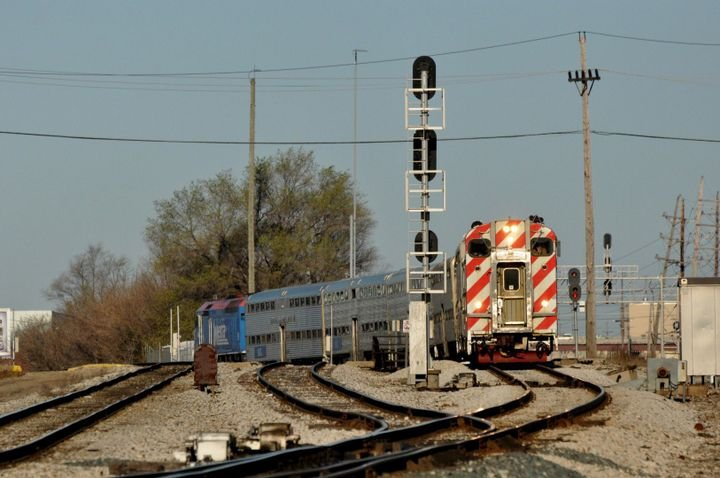 About 40% of Metra's current fleet of 840 cars are rated in marginal or poor condition, although they are still safe to operate. - Metra