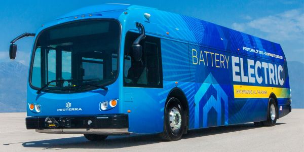 Proterra is a high-growth commercial electric vehicle technology provider with over a decade of...