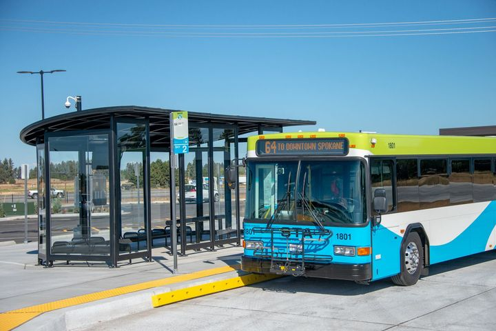 The smart fare system will be integrated with STA's Universal Transit Access Pass programs, which already serve the region's colleges and universities. - Spokane Transit