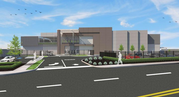 Rendering via Stantec -