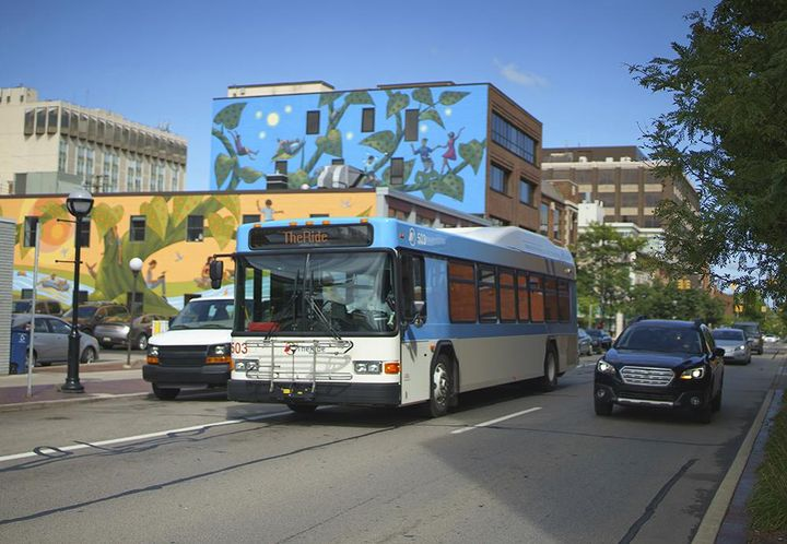 According to a January 2021 APTA survey of public transit agencies, four in 10 agencies will have to consider additional service cuts to close their budget gaps. - The Ride