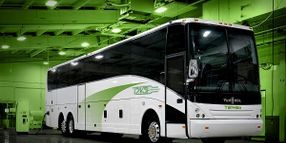 Octillion Power Systems to Supply Batteries for Electric Motorcoaches, Transit Buses