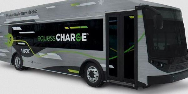 Available in 30-foot and 35-foot models, the Equess CHARGE builds on ARBOC's Equess transit bus...