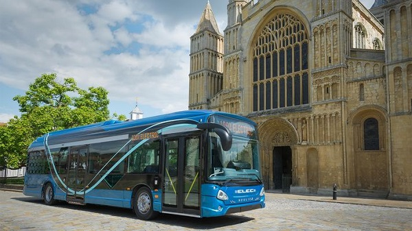 Study Shows 24% Increase in Zero-Emission Bus Sales, While Overall Market Slows